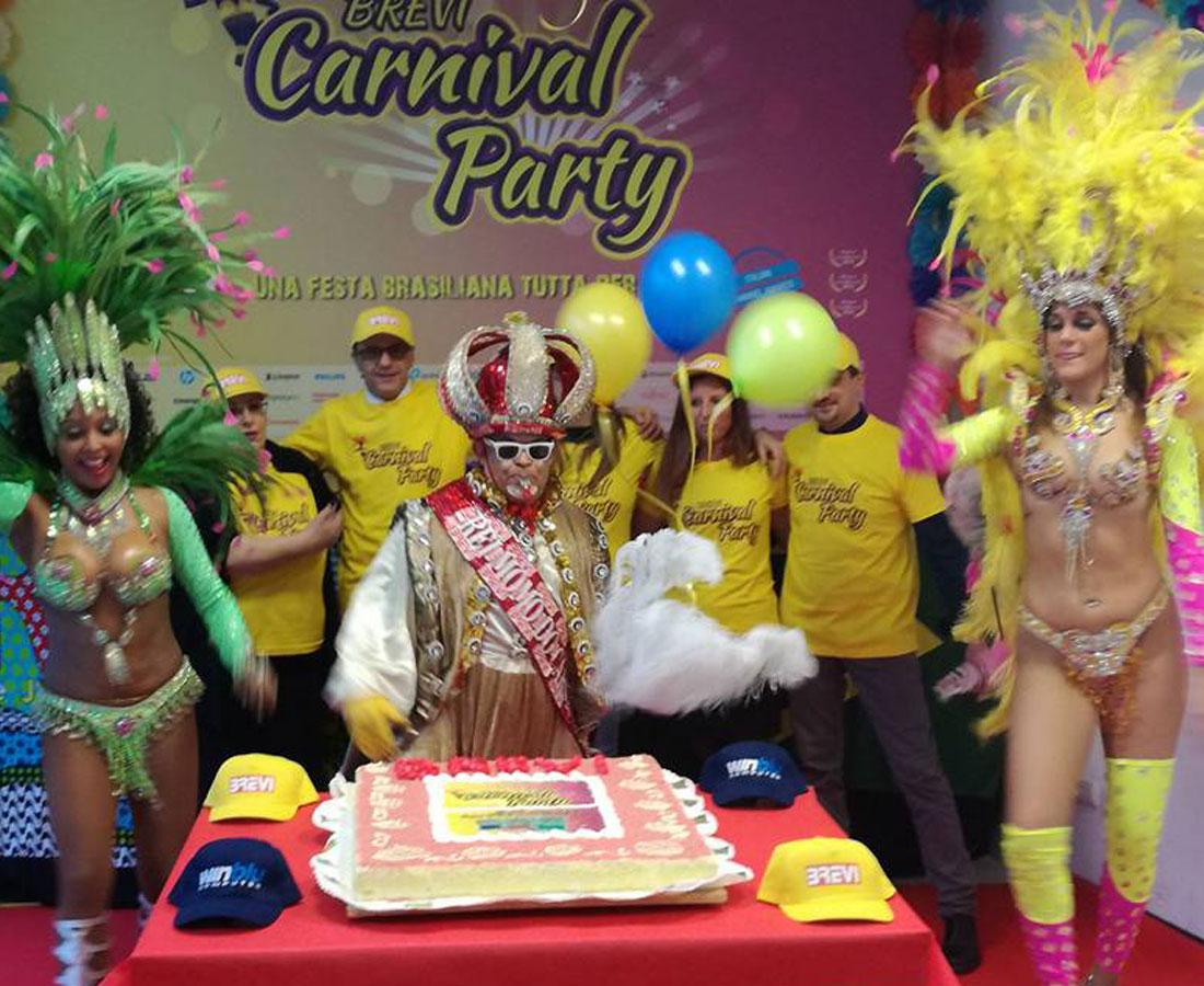 Carnival Party Brevi