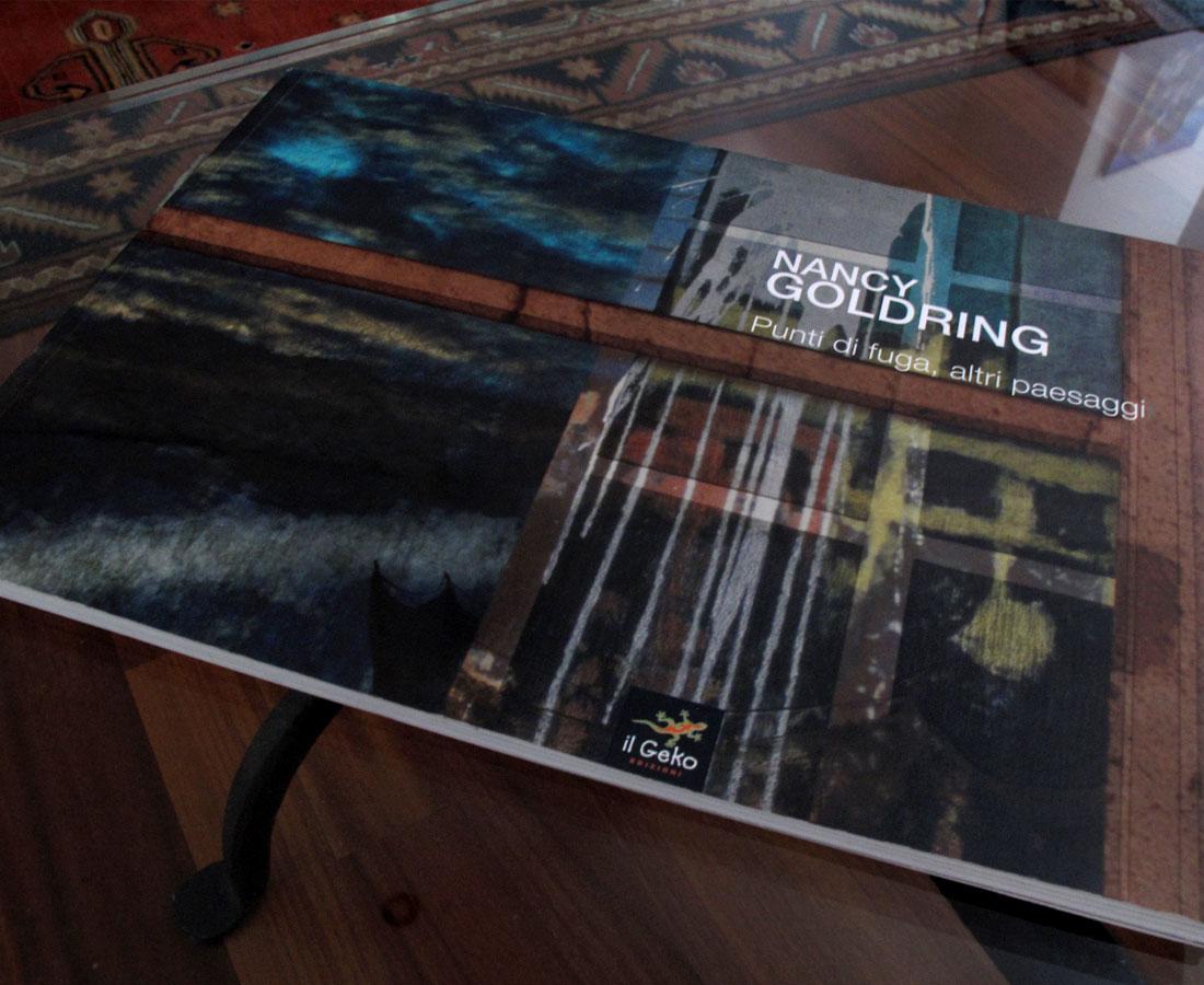 Sviluppo comunicazione Evento nella Galleria d'arte Martini & Ronchetti. Catalogo, brochure e poster.