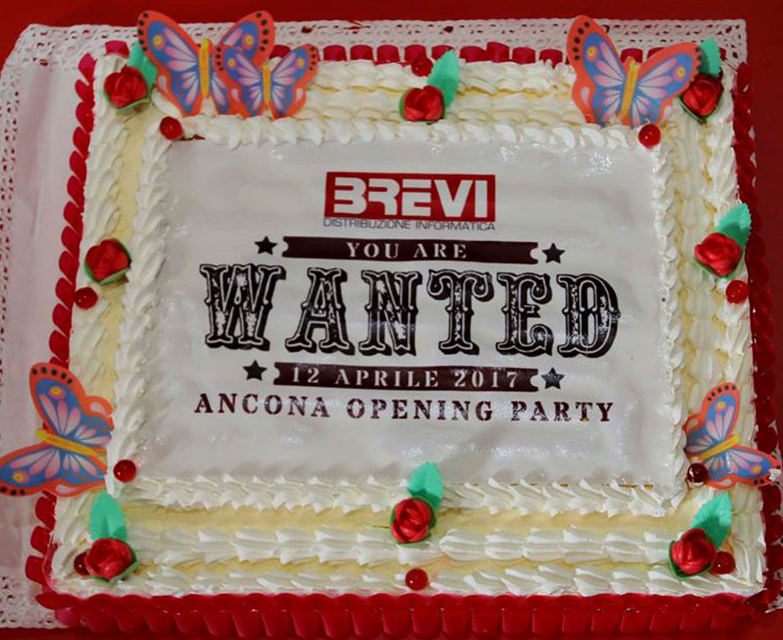 Evento Wanted Brevi